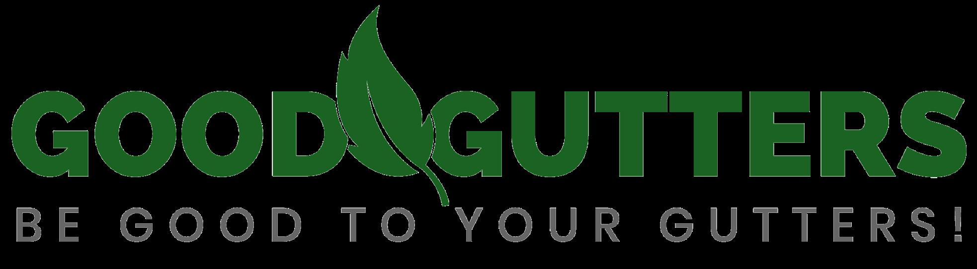 good gutters waukesha logo